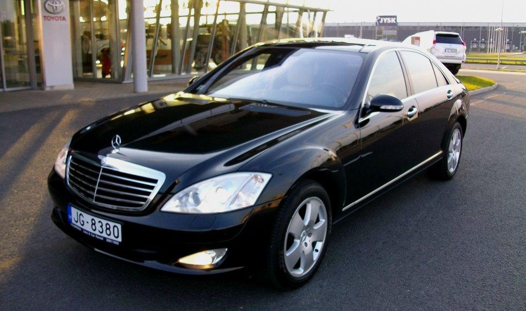 Rolls Royce Limuzin >> Mercedes s class Long 2010