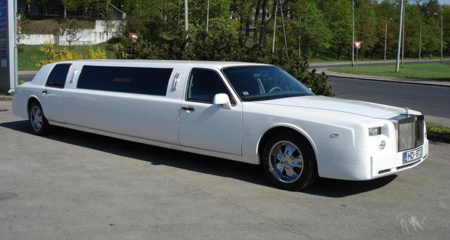 "Rolls Royce Limuzin >> Rolls Royce Phantom Converted ""Funtik"""